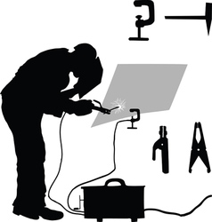 Brewing electrical and accessories vector image vector image