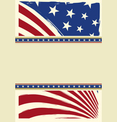American nice background flag vector