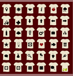 Black universal web icons set vector