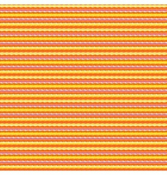 Mexican geometric striped pattern vector