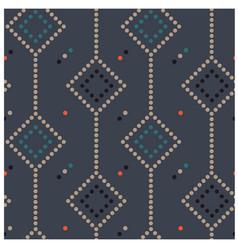 Modern geometric lines seamless pattern vector