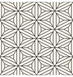 Seamless Black and White Lace Geometric vector