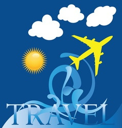 travel 05 resize vector image