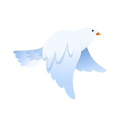 icon bird vector image