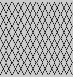 Tile pattern with black and grey background vector