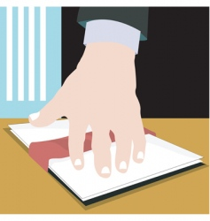 Contract vector