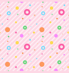 Cute romantic pink vector