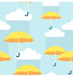 Pattern rain vector