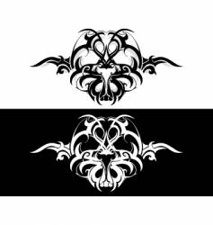 Tribal tattoo designs vector