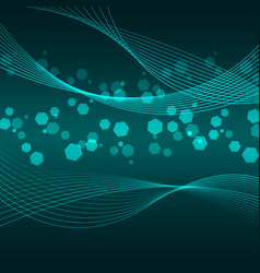 abstract background modern vector image