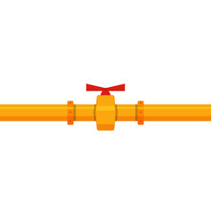 flat industrial concept vector image