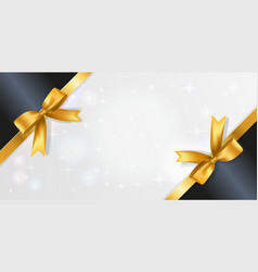 horizontal background with white sparkling center vector image