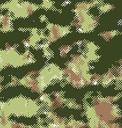 pixel halftone theme background vector image
