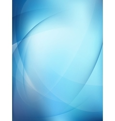 Blue abstract website pattern EPS 10 vector image