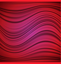abstract background with flowing lines and waves vector image