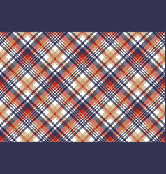 Pixel plaid textile tartan seamless pattern vector