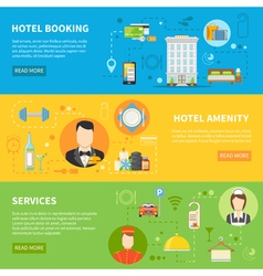 1603i124019Sm004c10hotel service banners vector