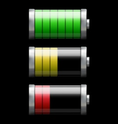 Battery Charge vector