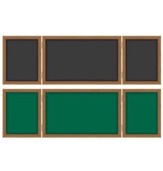 school board 13 vector image vector image