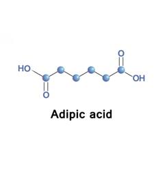 Adipic dicarboxylic acid vector