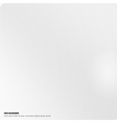 abstract lines template Object design vector image vector image