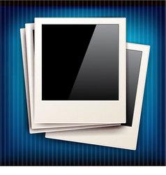 Polaroid vector
