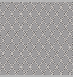 Gray rhombus vector