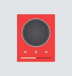 Music player 41 vector