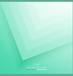 Trendy covers flat design simple blending overlap vector