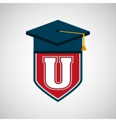 University icon design vector
