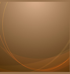 Abstract brown modern background vector