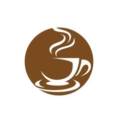 Coffee Icon Logo Template icon design vector image