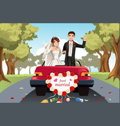 Married couple vector
