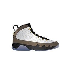 Shoe-4 vector