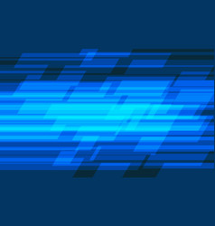 abstract blue light geometric speed pattern vector image