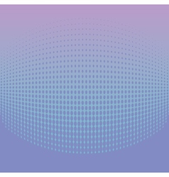 Abstract halftone light blue background vector image