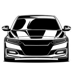 car 26 vector image
