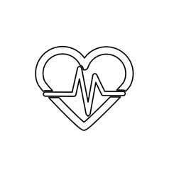 Medical healthcare symbol vector image