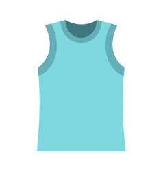 Singlet icon flat style vector