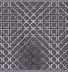 geometric pattern background vector image