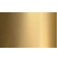 Gold metallic gradient with scratches foil vector