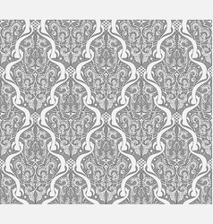 middle eastern arabic pattern vector image