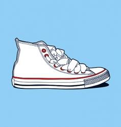 Sneaker vector