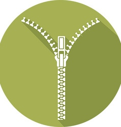 Zipper Icon vector
