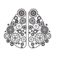 Human brain intelligence vector