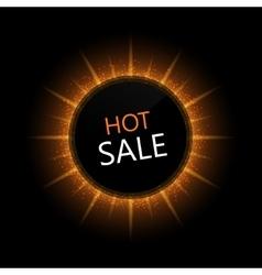 modern hot sale banner vector image