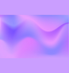 Gradient mesh abstract background vector