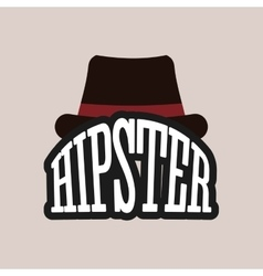 Hipster fashion lifestyle vector