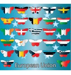 European union small vector