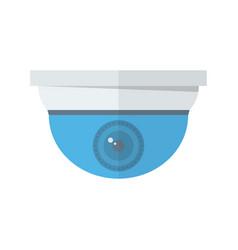 security camera street security hidden camera vector image
